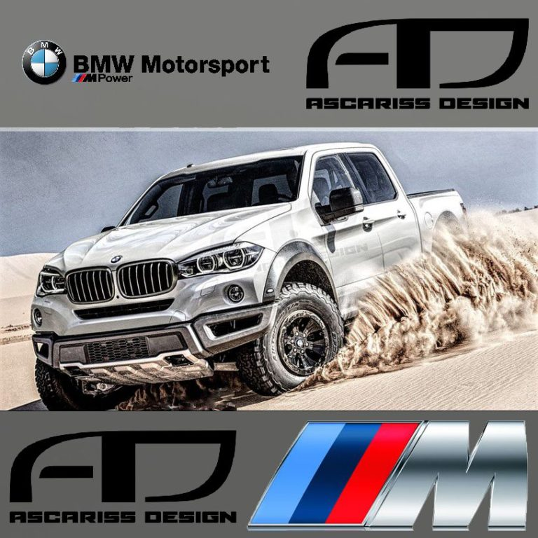 BMW PICK UP | UN SUEÑO POR CONQUISTAR
