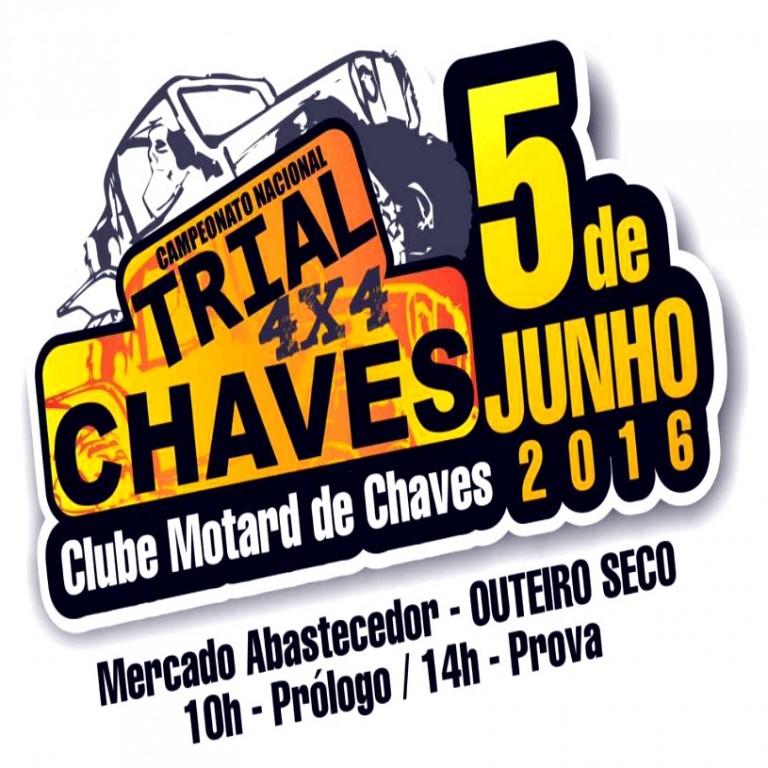 Campeonato Nacional Trial 4×4   Chaves 2016