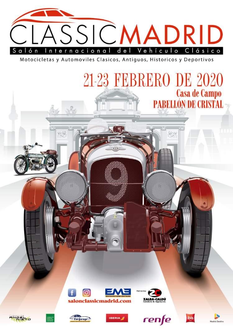 ClassicMadrid 2020 | Seat 1400