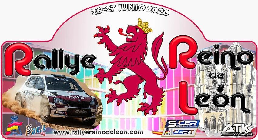 RALLYE REINO DE LEON 2020